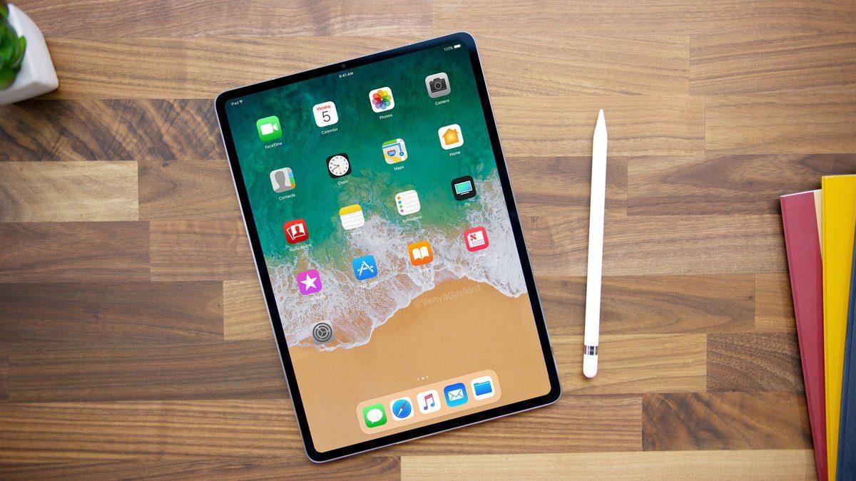 iPad Pro 2018十月底發表?