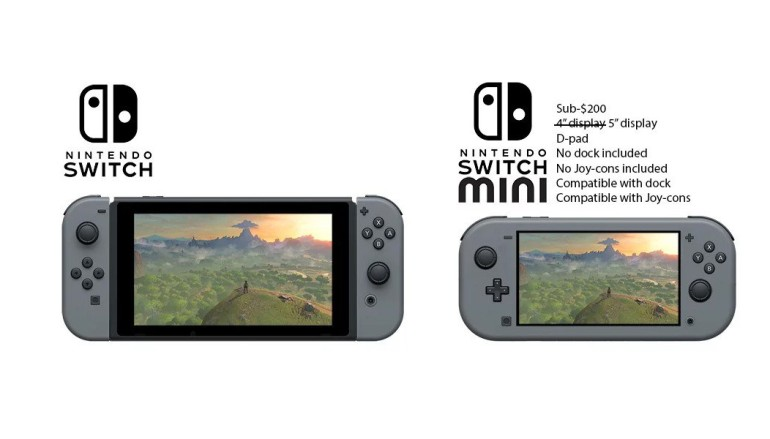 任天堂 Switch 將在 2019 年中迎來第一波硬體改款?
