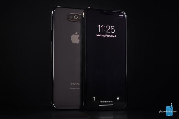 Apple iPhone 新款設計圖流出,鏡頭改在中間?