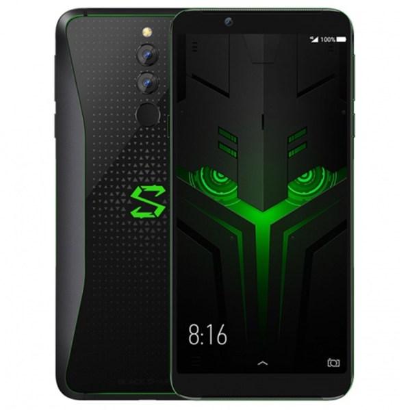 黑鯊手機2規格曝光:配備12GB RAM,多核跑分達11413分