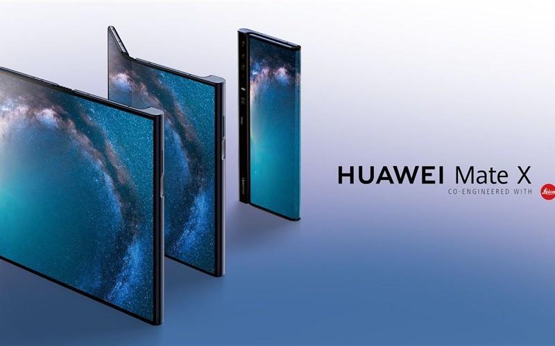 HUAWEI 首款摺疊機Mate X 將近公開發售?