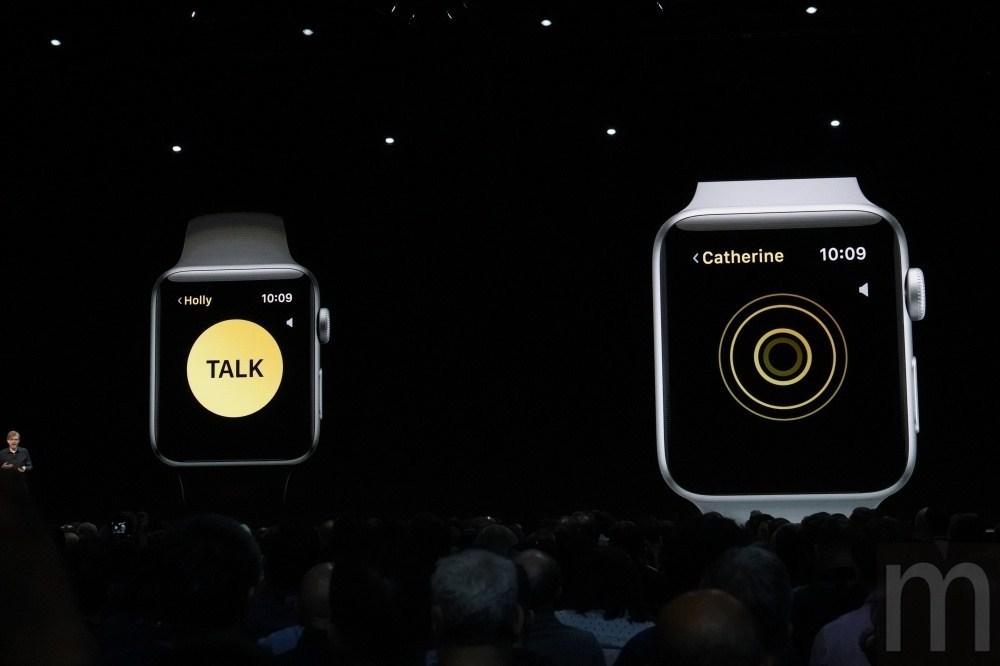 Apple Watch對講機發現漏洞,可能遭他人竊聽iPhone對話內容