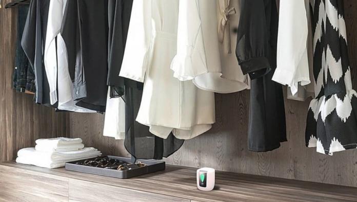Air Magic Mini 空氣魔術師 浴廁衣櫃除臭恩物 免插電有效滅菌 99.9%