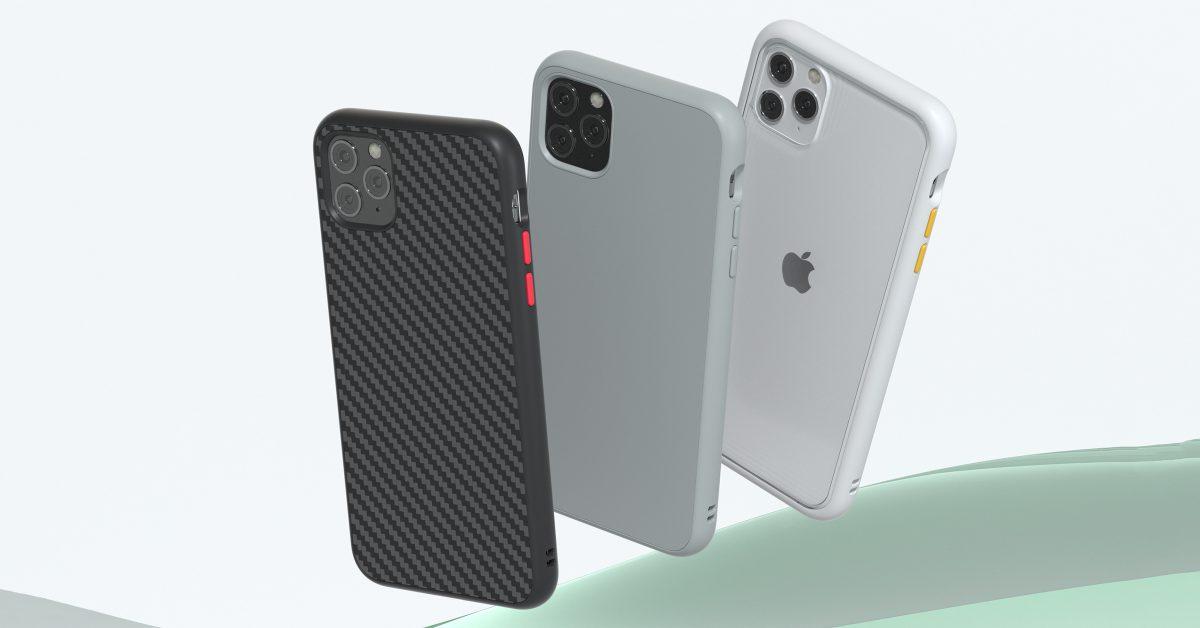 犀牛盾發表 iPhone 11 / iPhone 11 Pro / iPhone 11 Pro Max 系列手機殼,9/20 與手機同步開賣