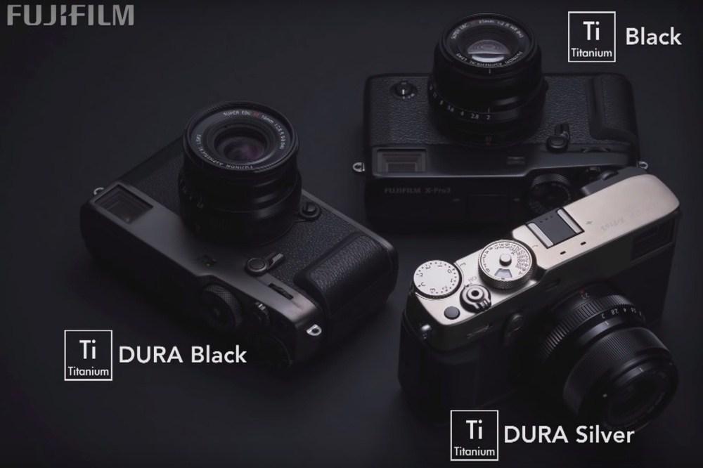 10/23正式亮相,富士預告新相機X-Pro 3將可模擬傳統底片機使用情境