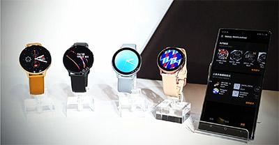 觸控錶圈超直覺!三星 Galaxy Watch Active2 新一代智慧手錶在台灣發表