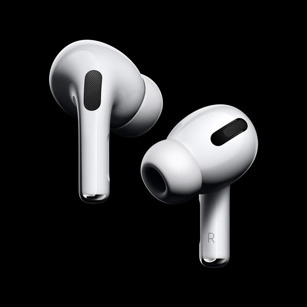 蘋果揭曉全新AirPods Pro,加入主動式降噪、採全新造型設計