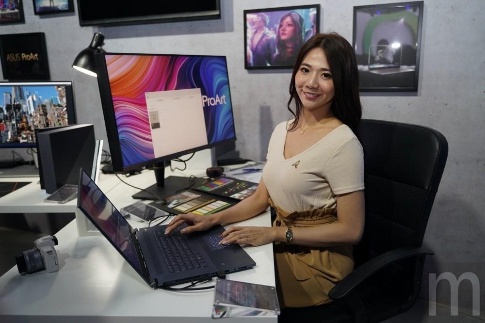 華碩ProArt品牌系列創作筆電、PC與螢幕登台,鎖定含金量更高的創作市場需求