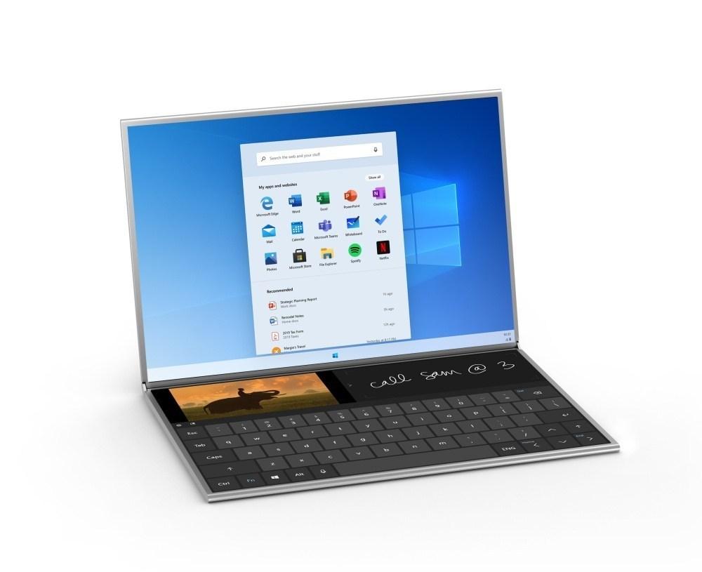 相關消息顯示Windows 10X將可相容眾多裝置使用,不僅侷限雙螢幕設計