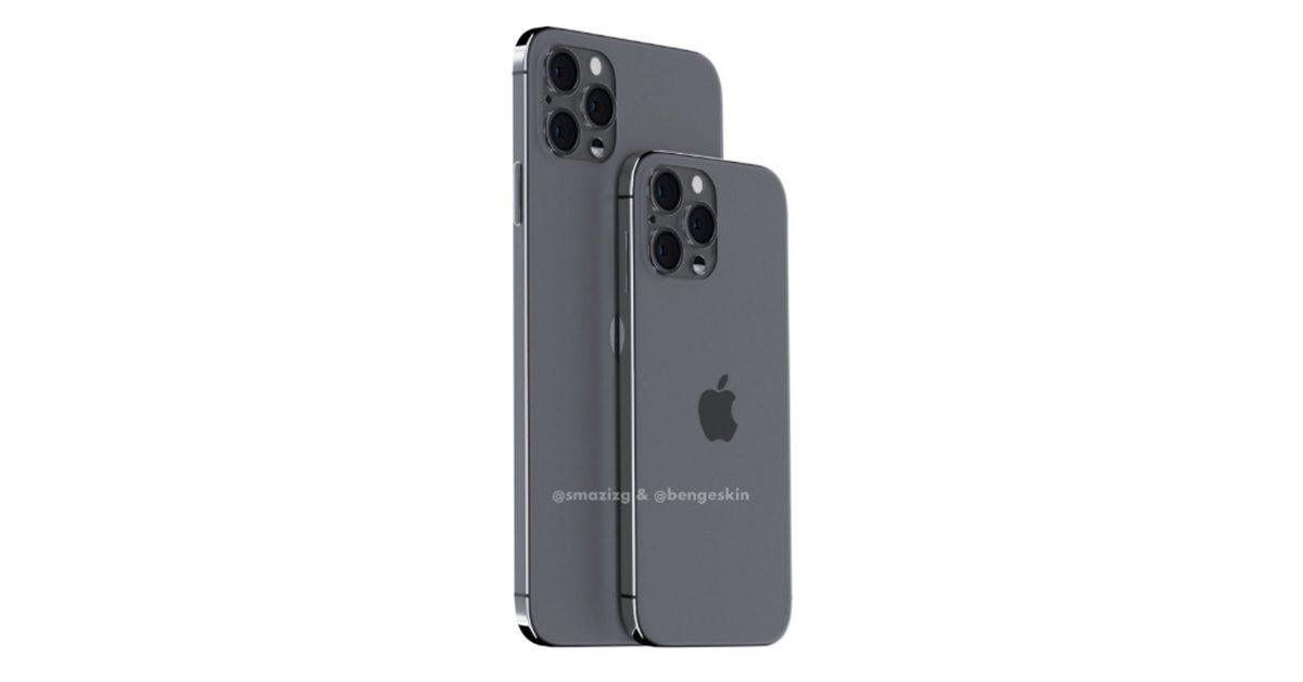 iPhone 4 經典機身邊框回歸!傳聞 iPhone 12 外型將會大改版