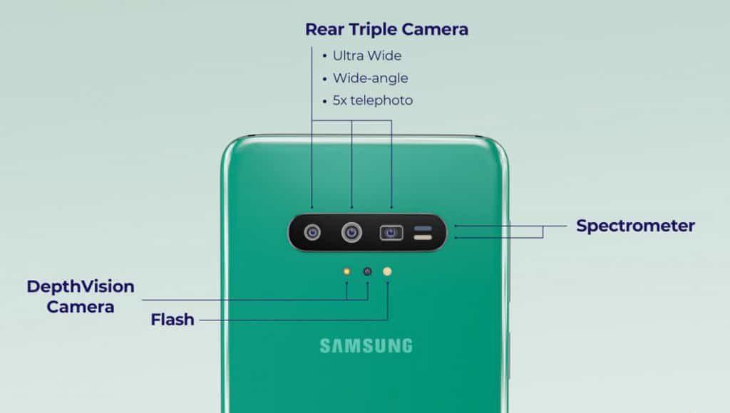 Samsung Galaxy S11 會有更強大鏡頭,1 億像素 + 5 倍變焦?