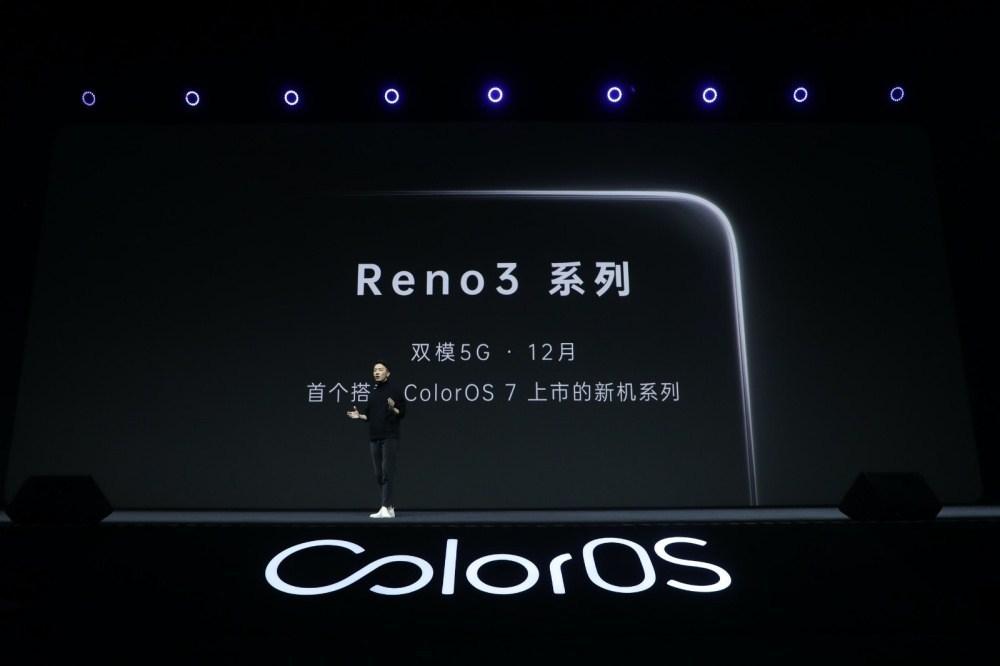 OPPO釋出Reno 3 Pro實機面貌,採前後雙曲面設計、厚度僅7.7mm
