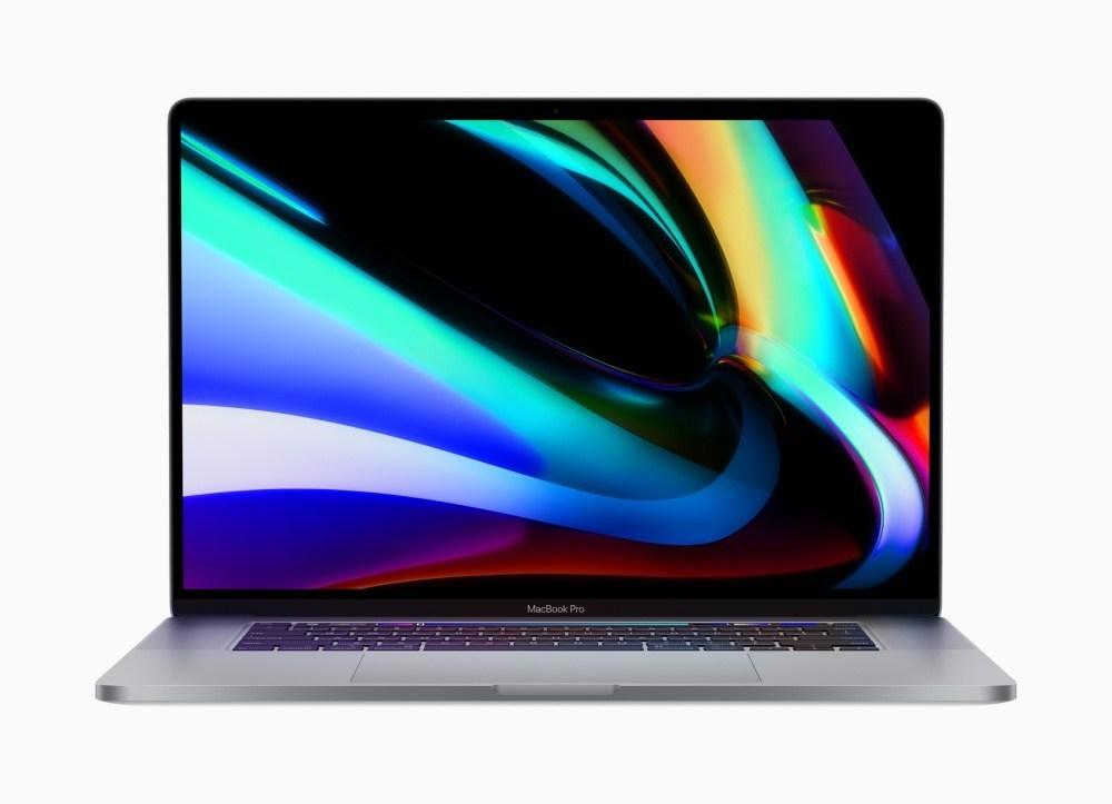 16吋MacBook Pro終於亮相!換上全新鍵盤、以工作站等級規格打造