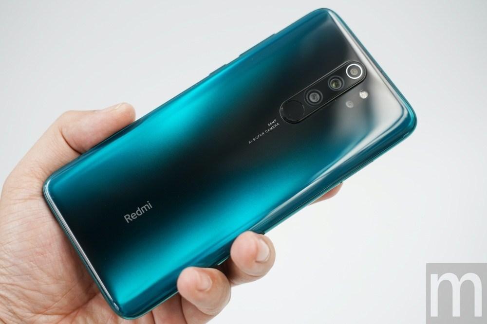 動手玩/主打6400萬畫素相機、遊戲功能的Redmi Note 8 Pro