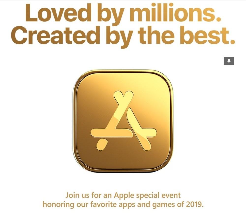 蘋果準備在12月以實體活動公布今年最受歡迎的App及遊戲內容