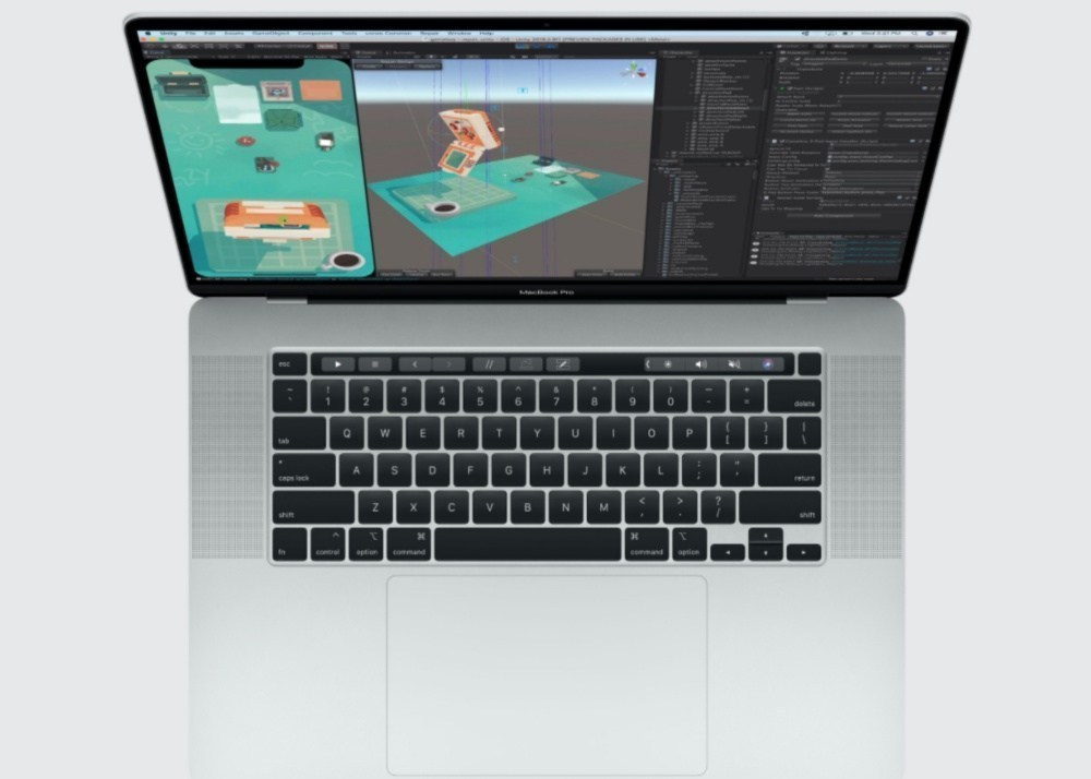 """蘋果高層表示現階段不會推出""""其他尺寸""""的MacBook筆電產品"""
