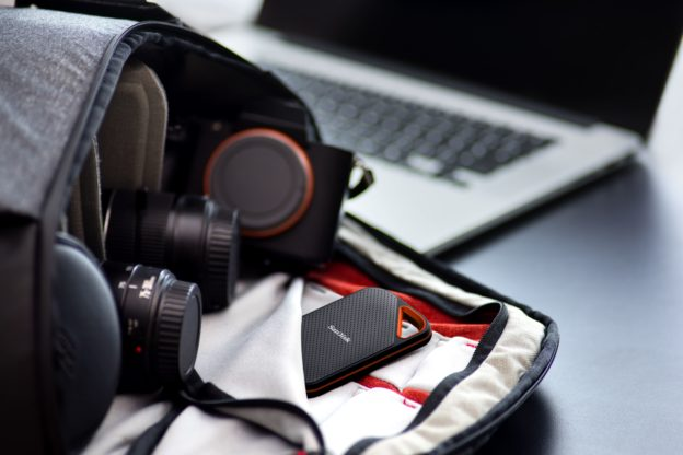 SanDisk Extreme PRO 行動固態硬碟在台上市,支援 1,050MB/s 傳輸速度與 IP55 防塵防水