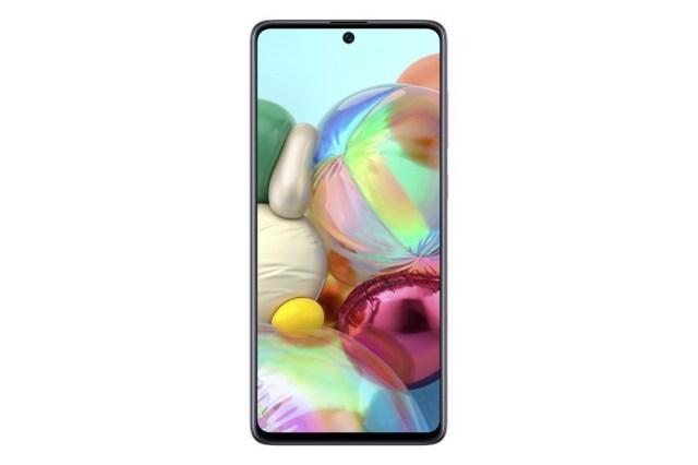 三星揭曉Galaxy A71與Galaxy A51,換上全新居中開孔螢幕設計