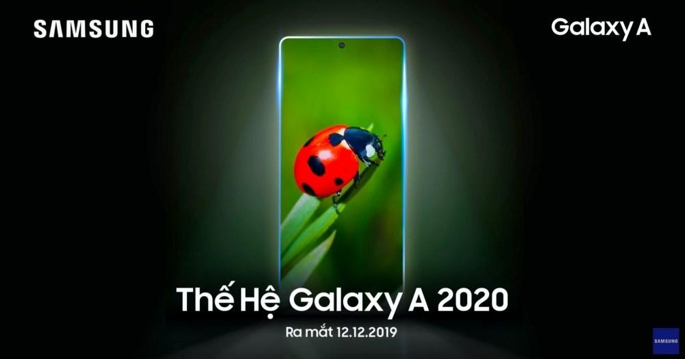 三星預告將於12/12揭曉全新Galaxy A系列手機