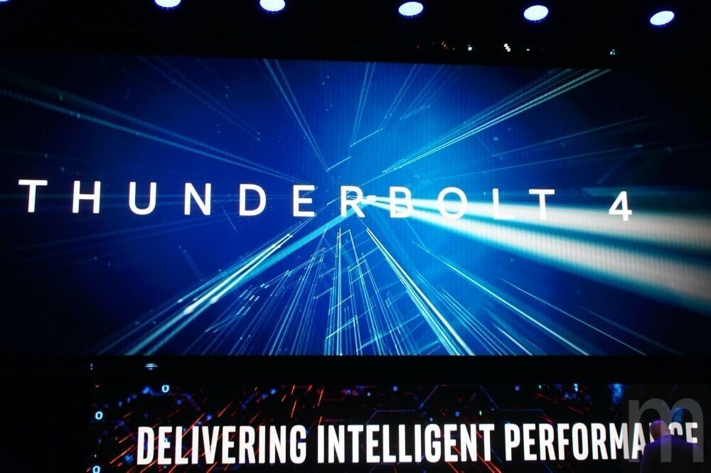 Thunderbolt 4本質上就是USB 4.0,完整功能還是要通過Intel認證!