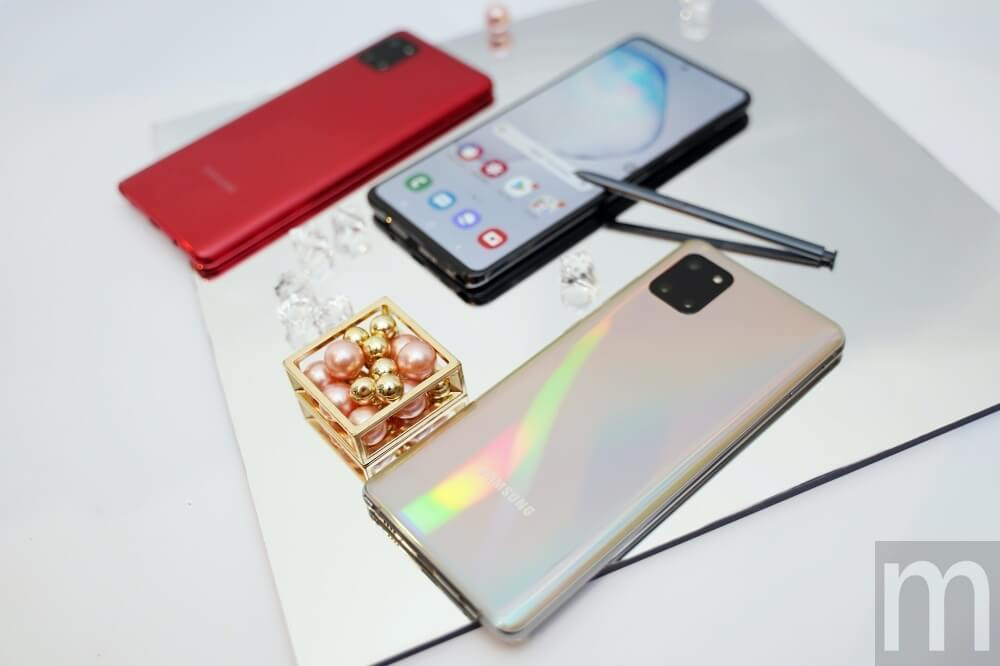 Galaxy Note 10 Lite將在台上市,S10 Lite則因產品定位無緣推出!