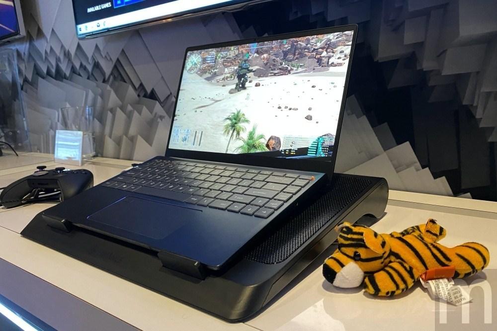 動眼看/搭載「Tiger Lake」處理器,以及獨立Xe顯示卡「DS1」的筆電原型設計!