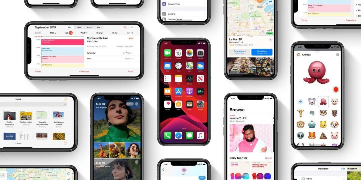 iPhone 11 Pro Max運行iOS 14界面曝光:支援多工視窗,單次可最多使用四款Apps!