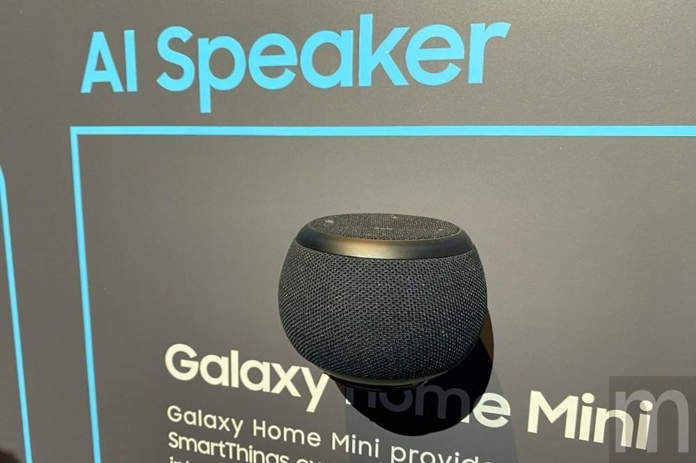 三星南韓官網透露智慧喇叭Galaxy Home Mini將於2/12上市!