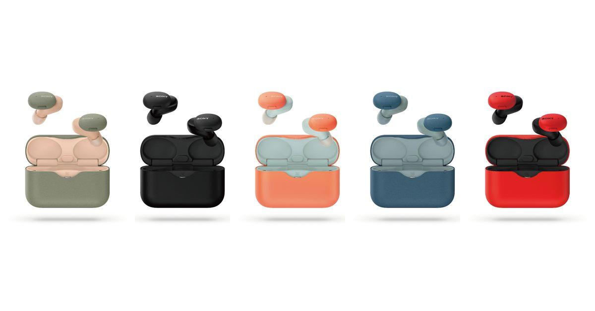 Sony 在台灣推出 h.ear 系列首款真無線藍牙耳機 WF-H800!