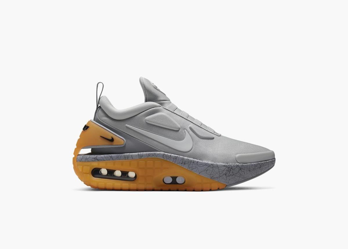 Nike推出智能款Air Max鞋:支持自動繫鞋帶,13種燈光顏色,可以透過手機App或Apple Watch設置!