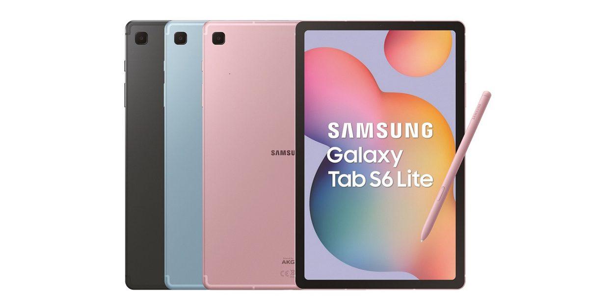 三星 Galaxy Tab S6 Lite 售價 10,900 元起,支援 S Pen 並具備 Wi-Fi 與 LTE 雙版本!
