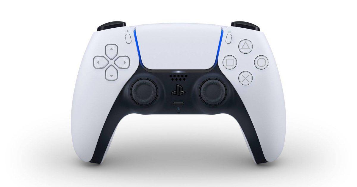 PlayStation 5 / PS5 控制器 DualSense 外型亮相,改用 USB-C 傳輸埠並導入觸覺反饋等技術!