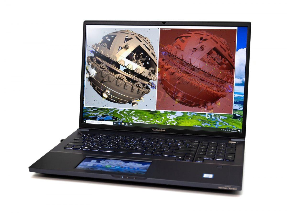 創作神器 ProArt StudioBook Pro X (W730) 創作者旗艦筆電,旗艦暴力性能頂級雙螢!