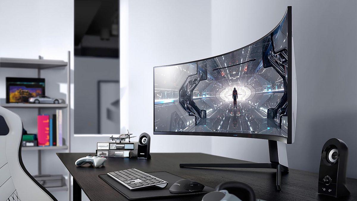 三星在台推出首款雙2K 32:9電競螢幕Odyssey G9!