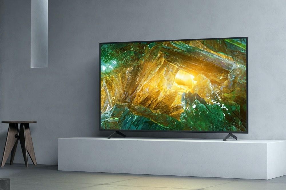 Sony新款BRAVIA系列電視登台,率先更新4K HDR系列機種!