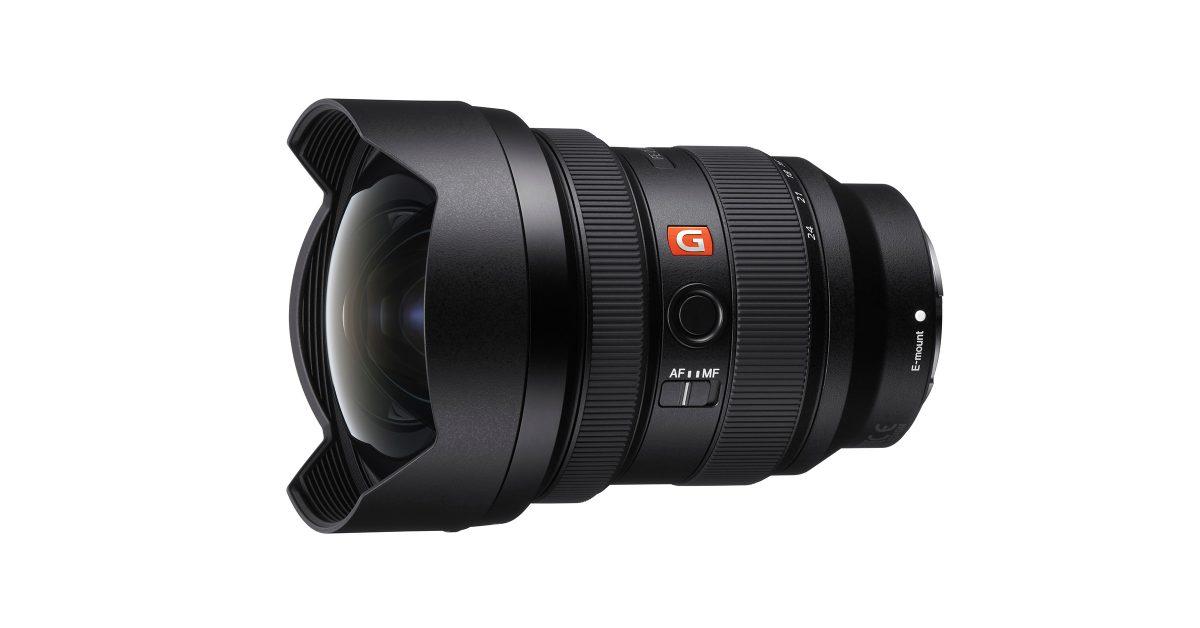 承襲 Sony 旗艦級 G Master 光學結構,Sony 發表大光圈超廣角定焦鏡頭!