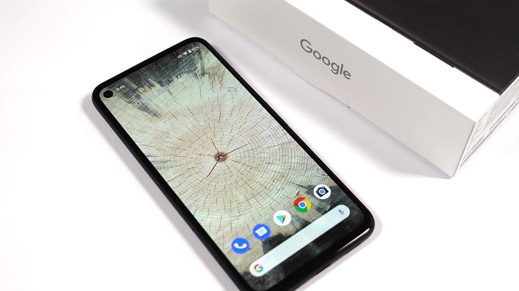 Google Pixel 4a (2) 性能跑分 / 遊戲測試 / 電力實測