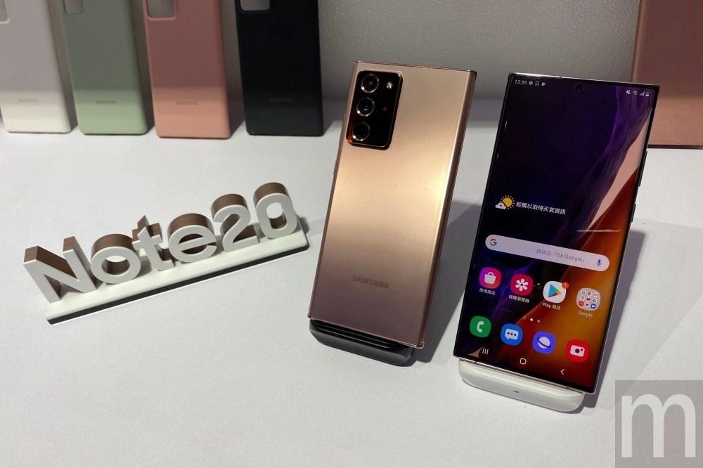 Galaxy Note 20系列預計8/28於台灣市場開賣,售價35900元起跳!