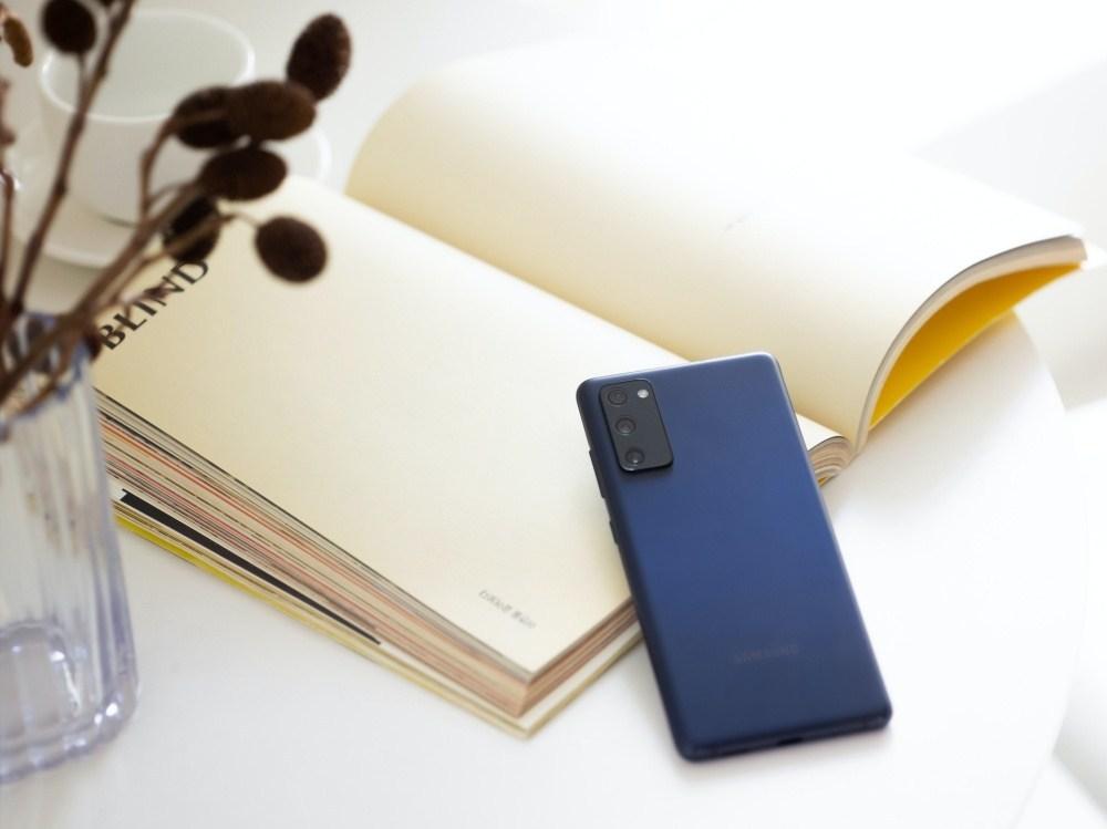 Galaxy S20 Fan Edition加碼推出8GB記憶體+256GB儲存容量版本!