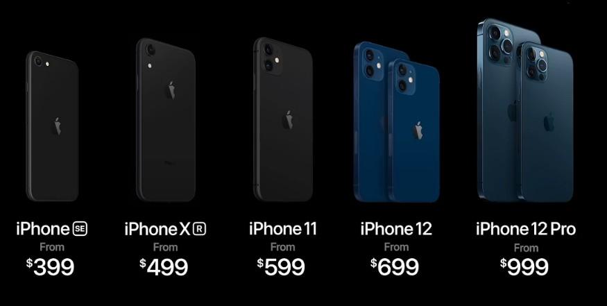 蘋果舊型號降價