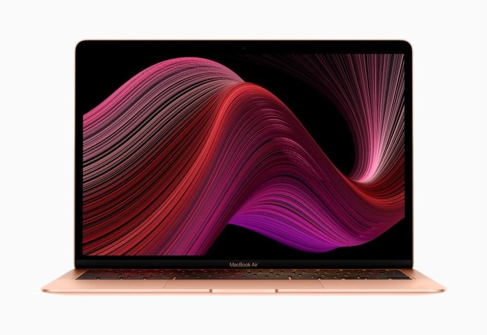 Apple 換上Arm架構處理器的新款 MacBook Pro、MacBook Air 外型不變!