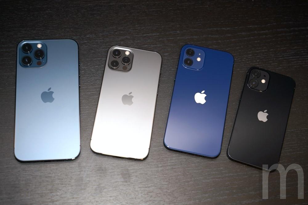 最小設計的iPhone 12 mini與最大尺寸機種iPhone 12 Pro Max,該怎麼抉擇?