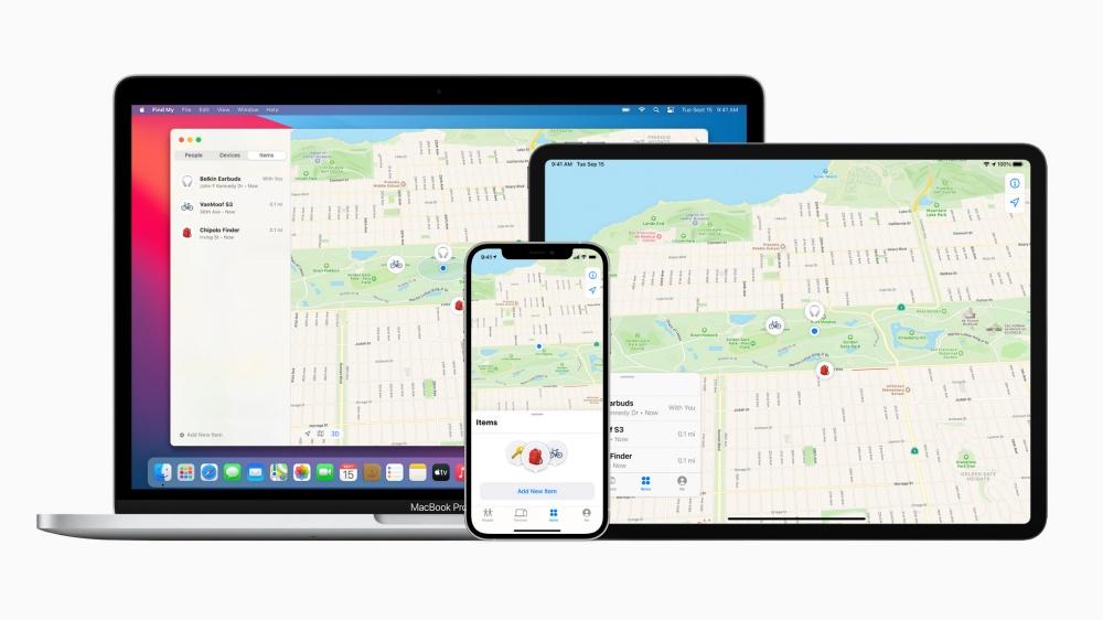 為了Apple Tag作準備?蘋果開放第三方配件使用「尋找」功能!